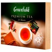 Чай Greenfield 120пак*2г подарочный набор Ассорти