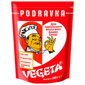 Приправа Vegeta 200г универсальная с овощами