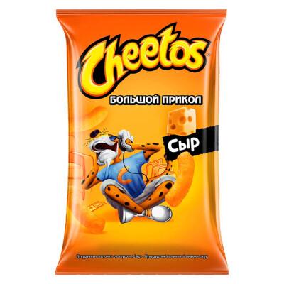 Кукурузные палочки Cheetos 85г сыр
