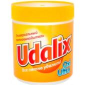 Пятновыводитель удаликс 600 г окси ультра универсальный