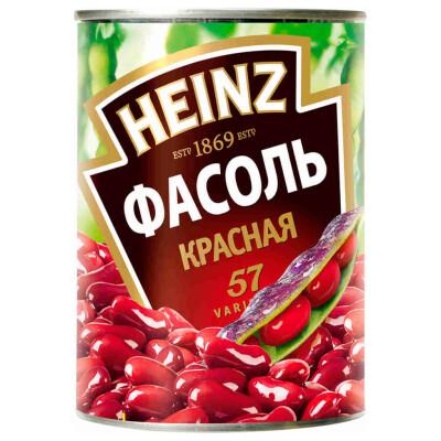Фасоль красная Heinz 400г