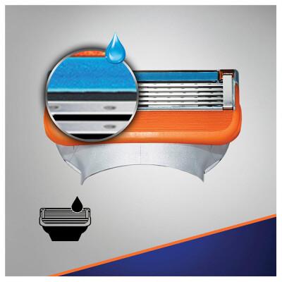Кассеты Gillette Fusion 8шт