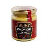 Горчица классическая Heinz 180г