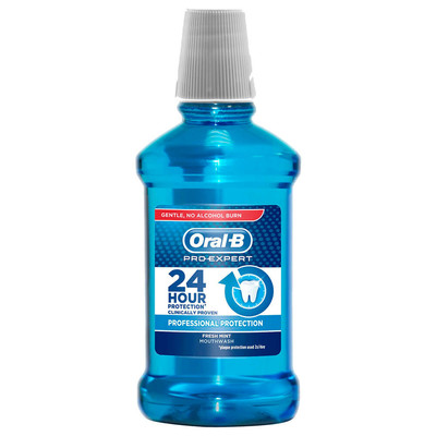 Ополаскиватель для полости рта Oral-B 250мл про эксперт