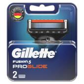 Кассеты Gillette Fusion ProGlide 2шт