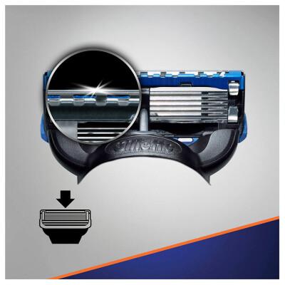 Кассеты Gillette Fusion ProGlide 4шт