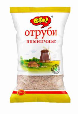 Отруби пшеничные Ого! 150г