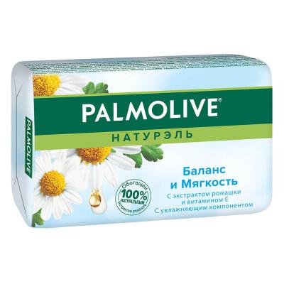Мыло Palmolive 90г натурель ромашка и витамин е