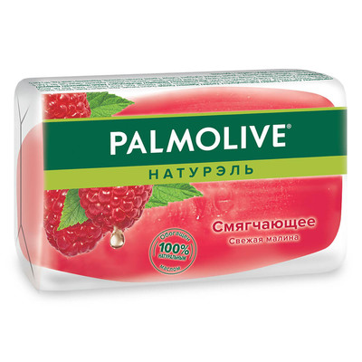 Мыло Palmolive 90г глицерин свежая малина