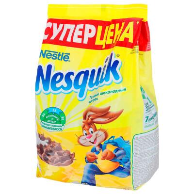 Готовый завтрак Nesquik 700г шоколадный Nestle м/у