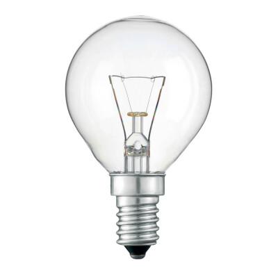 Лампа накаливания Космос 60w e14 шар прозрачная