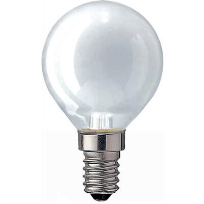 Лампа накаливания Космос 60w e27 шар матовая