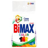 Стиральный порошок BiMAX 1,5кг автомат колор п/п
