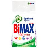 Стиральный порошок BiMAX 1,5кг автомат 100 пятен п/п