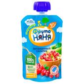 Пюре витаминный салатик ФрутоНяня 90г с 5 месяцев