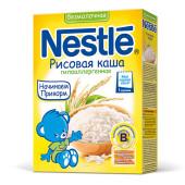 Каша Nestle 200г без молочная рисовая гипоаллергенная с 4 месяцев