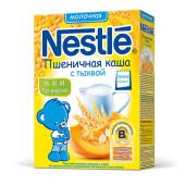 Каша молочная пшеничная Nestle тыква с 5 месяцев 250г