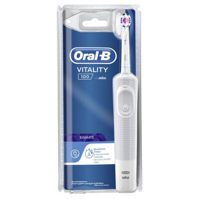 ORAL_B Электрическая зубная щетка Vitality D12.513 Precision Clean (тип 3757)