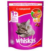 Корм для кошек Whiskas 800г с говядиной