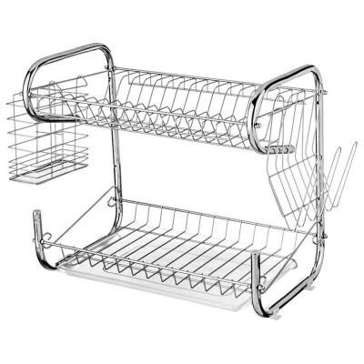 Подставка для посуды Арти-М настольная+пластиковый поддон 917008