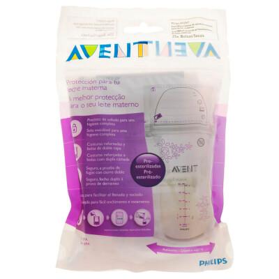 Пакетыдля хранения молока Avent 180мл 80250