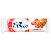 Батончик Fitness с цельными злаками и клубникой 23,5г