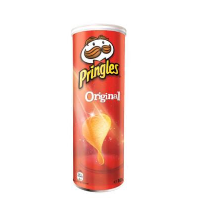 Чипсы Pringles 165г оригинальные
