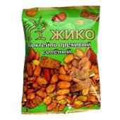 Коктейль Жико 35г ореховый с чипсами соленый