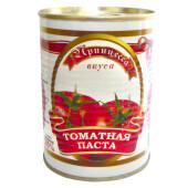 Паста томатная Принцесса вкуса 380г ж/б