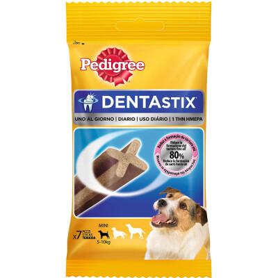 Лакомство для собак Pedigree Denta Stix 110г для взрослых собак мелких пород и щенков старше 4 месяц