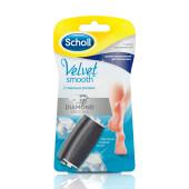 Сменные роликовые насадки Scholl для электрической роликовой пилки 1+1 для полировки
