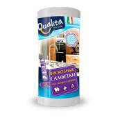 Салфетки Qualita 70шт вискозные для экспресс-уборки