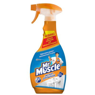 Средство для ванной Mr.Muscle 5в1 500мл