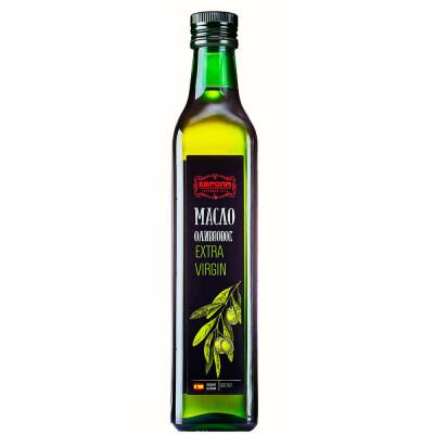 Масло оливковое Европа Extra Virgen 500мл