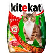 Корм для кошек Kitekat 800г мясной пир