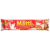 Батончик мюсли Matti 24г клубника и йогурт