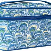 Косметичка Beauty Style павлин чемодан