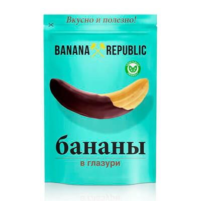 Бананы в глазури 200г Манчестер Энтерпрайз