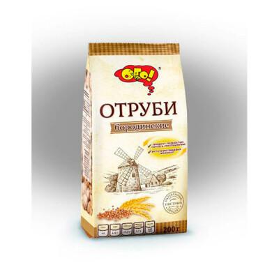 Отруби Ого! 200г бородинские с-петербург