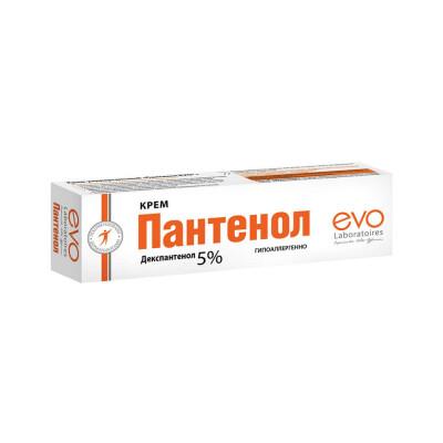 Крем пантенол Evo 46мл универсальный