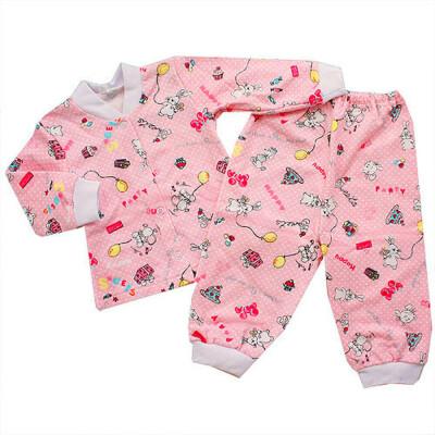 Пижама для девочки Santi Kids w-03-pgm  р.74