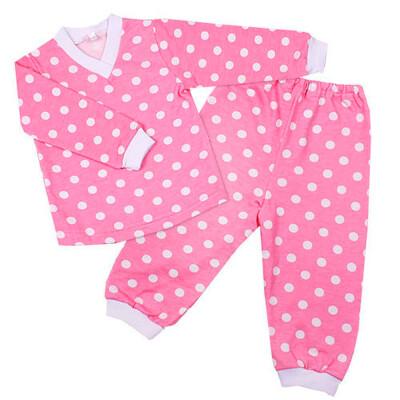 Пижама для девочки Santi Kids w-03-pgm  р.80