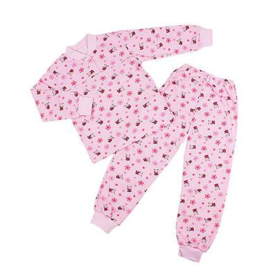 Пижама для девочки Santi Kids w-03-pgm  р.86