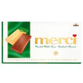 Шоколад Merci 100г лесной орех и миндаль Storck