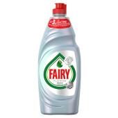 Средство для мытья посуды Fairy Platinum 650мл ледяная свежесть