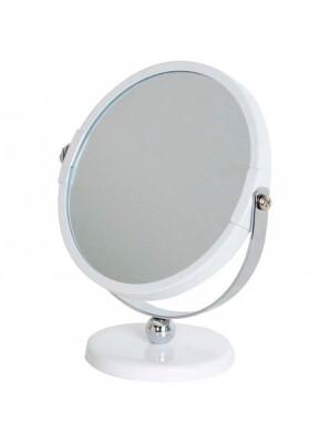 Зеркало косметическое двустороннее 12,5см m-3135