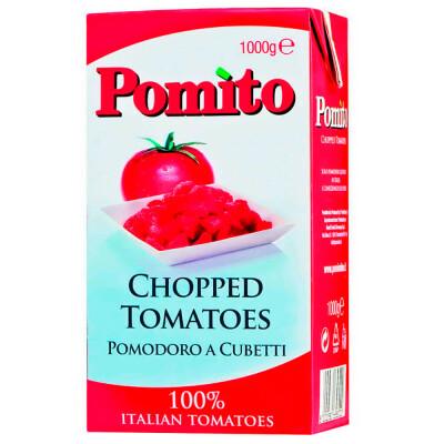 Помидоры Pomi мякоть 1000г