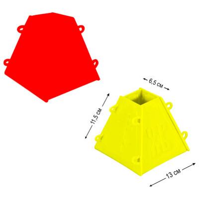 Форма для пасхи пасочница 700 мл Мультидом мп76-54
