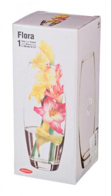 Ваза для цветов Кристалл 26см Арти-м 484-213