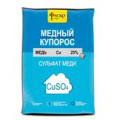 Фунгицид медный купорос 100г для дезинфекции ран Фаско сз0300фас03